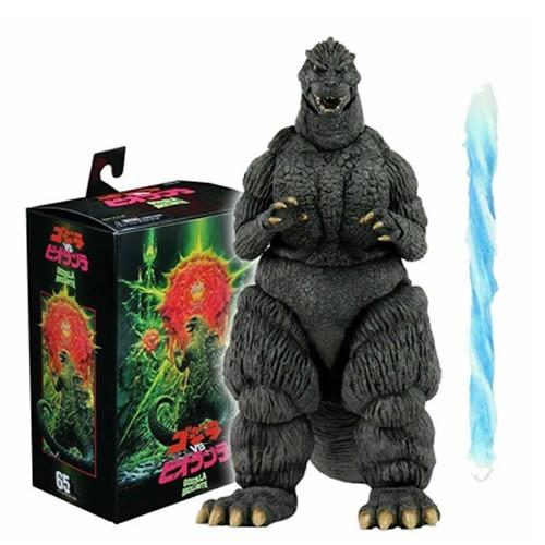 "Boneco Action Figure Godzilla 12"" Godzilla 1989 (Boneco Colecionável) - Neca"