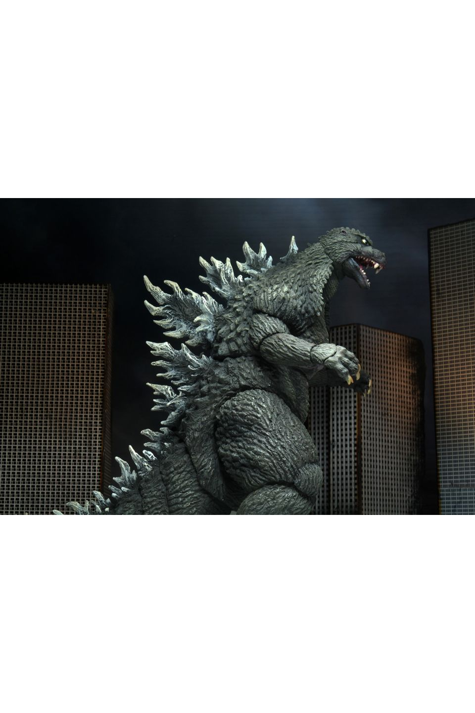 "Boneco Action Figure Godzilla 12"" Godzilla 2003 (Boneco Colecionável) - Neca"