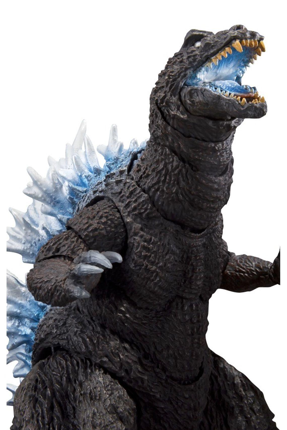 Action Figure Godzilla (2001) Heat Ray Ver.: Godzilla S.H. MonsterArts - Bandai
