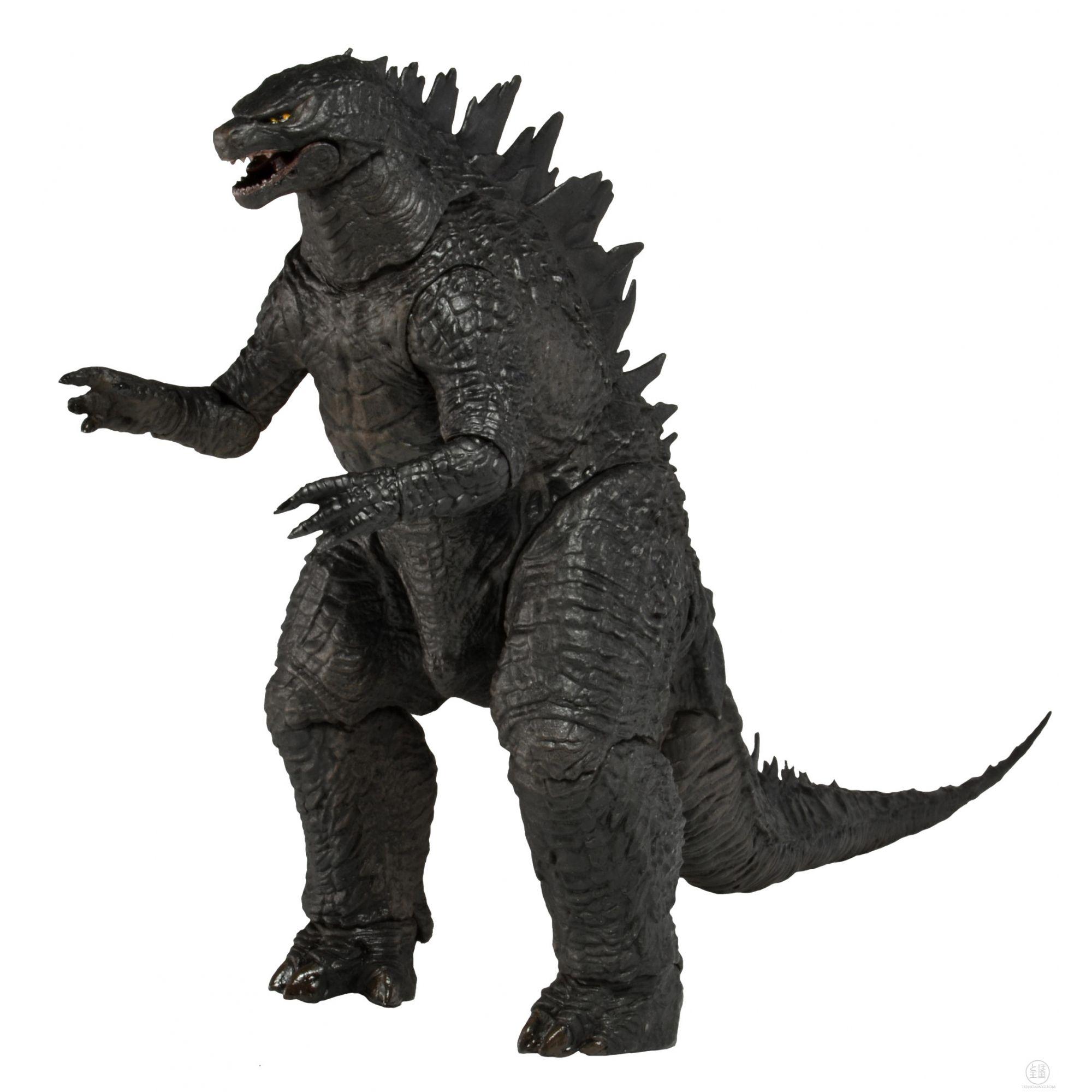 Action Figure Godzilla: Modern Godzilla (Com Som) 24