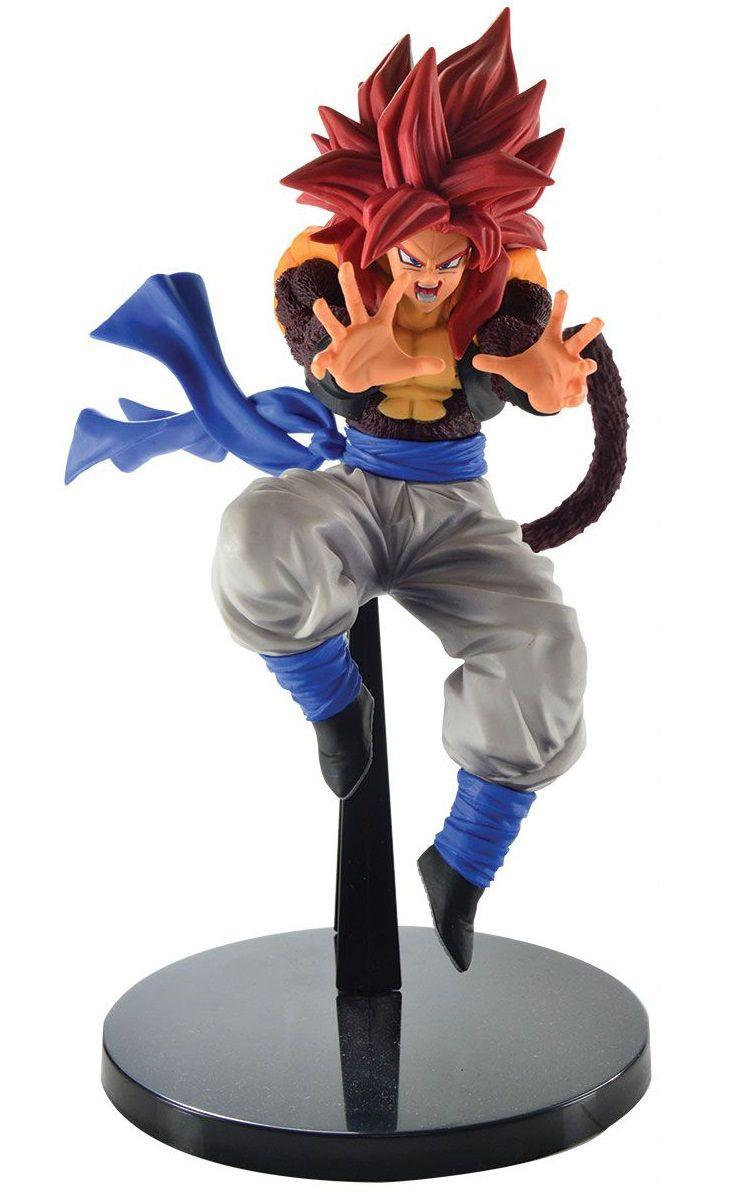 Action Figure Gogeta Super Saiyajin 4: (Ultimate Fusion) Dragon Ball GT - Banpresto