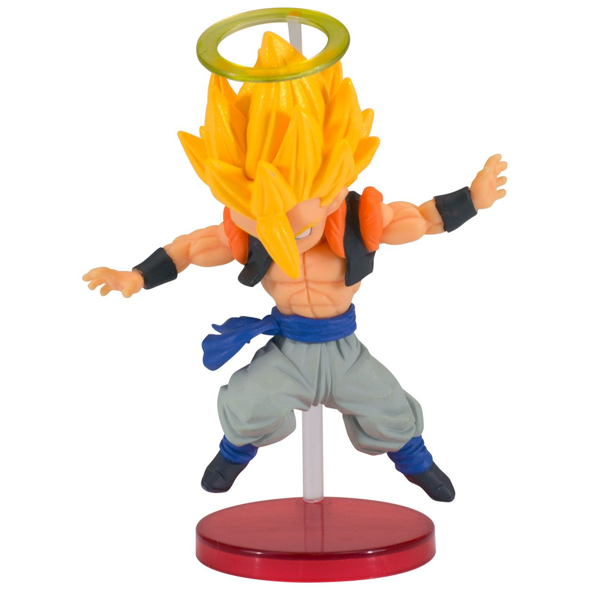 Action Figure Gogeta WCF: Dragon Ball (Boneco Colecionável) - Banpresto