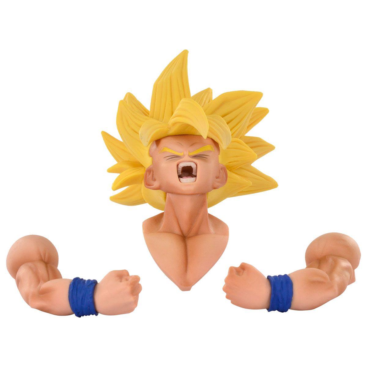 Estátua Gohan Super Saiyajin Legend Battle: Dragon Ball Super Masterlise Emoving Anime Mangá - Banpresto Bandai