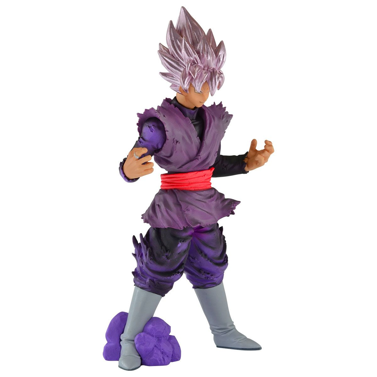Action Figure Goku Black Rose: Dragon Ball Super (Boneco Colecionável) - Banpresto