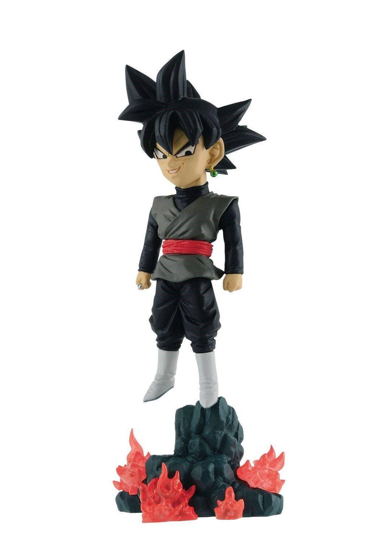 Action Figure Goku Black WCF: Super Goku Black (Diorama) - Banpresto