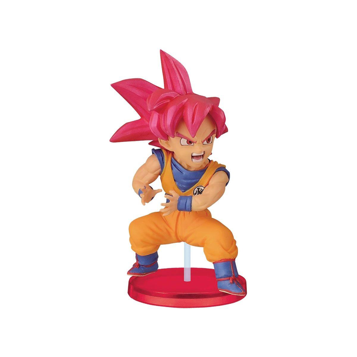 Action Figure Goku God WCF: Dragon Ball (Boneco Colecionável) - Banpresto