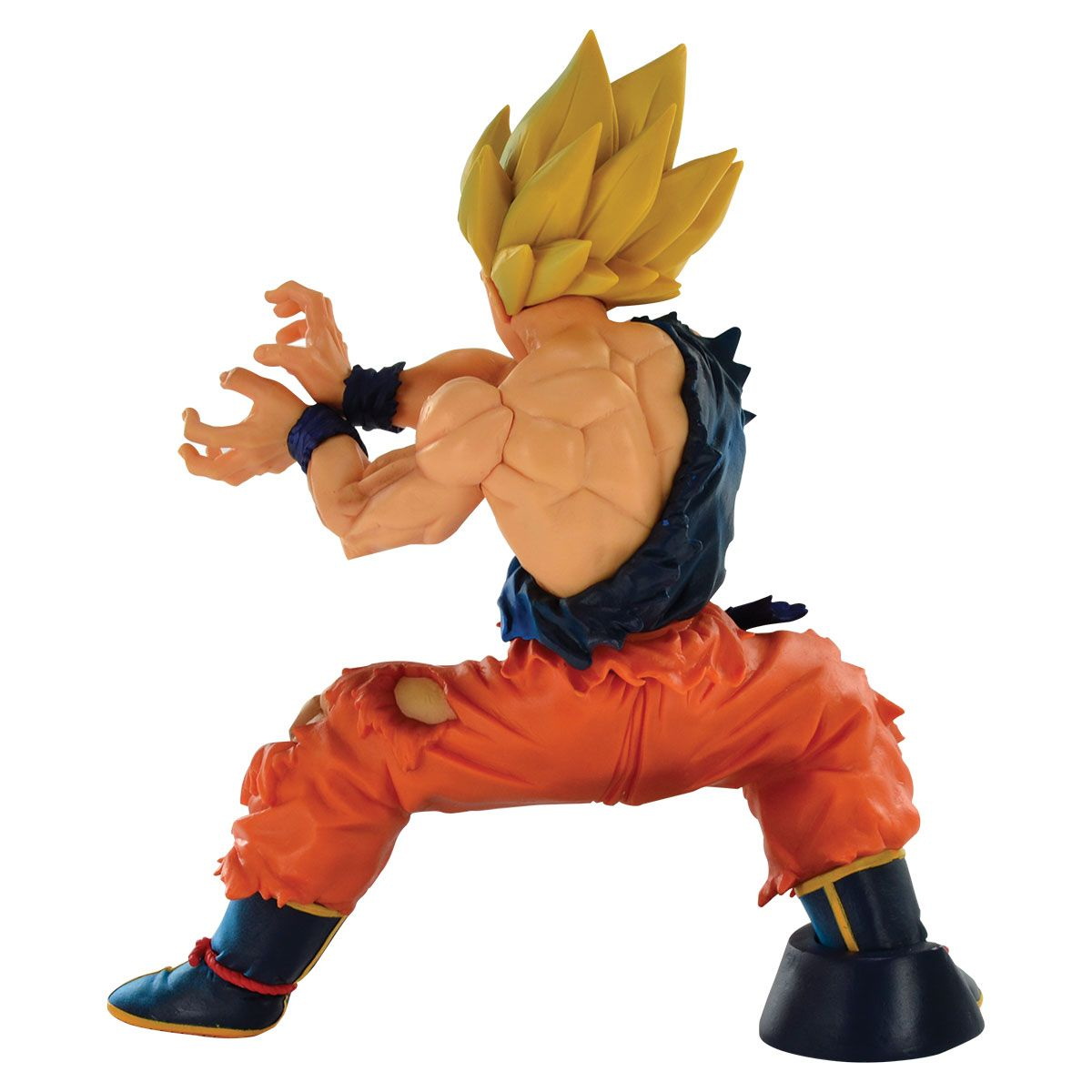 Action Figure Goku Kamehameha: Dragon Ball Legends (Boneco Colecionável) - Banpresto
