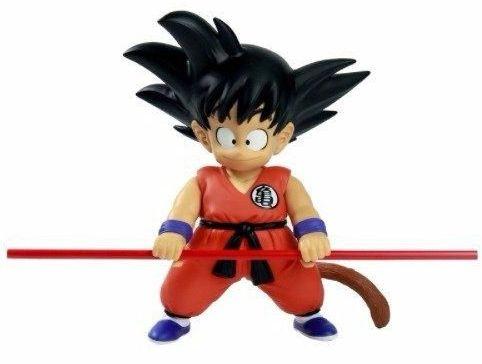 Action Figure Goku (Kid): Dragon Ball (Boneco Colecionável)