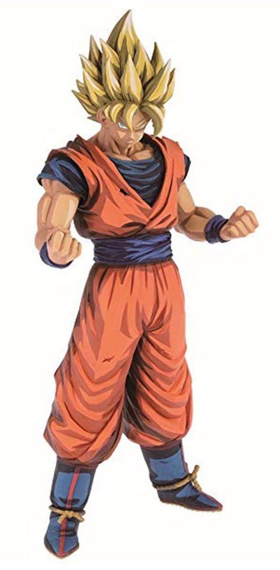 Action Figure Goku Saiyajin (Manga Dimension): Dragon Ball Super (Grandista) Boneco Colecionável - Banpresto