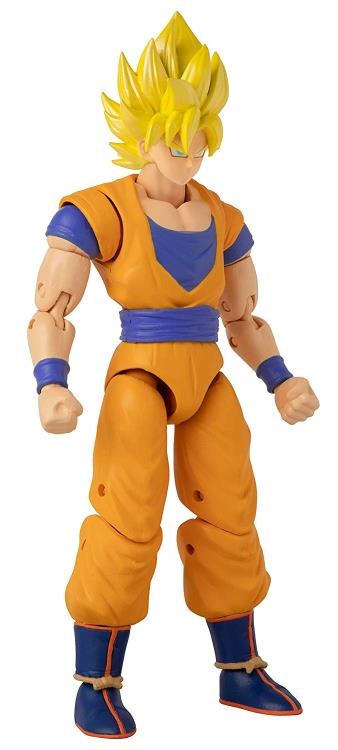 Action Figure Goku Super Sayajin: Dragon Ball Super (Dragon Stars Series) Boneco Colecionável - Bandai