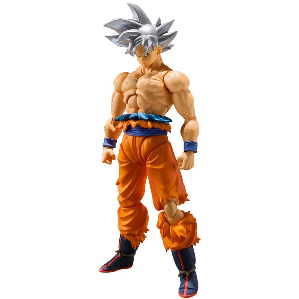 Action Figure Goku Ultra Instinct: S.H.Figuarts Dragon Ball Super - Bandai