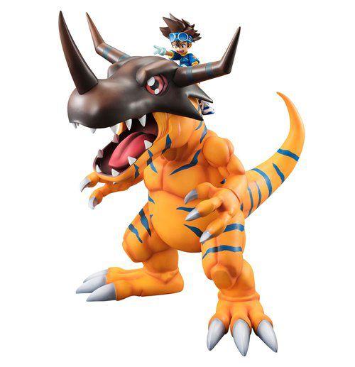Action Figure Greymon & Tai: Digimon (Boneco Colecionável)