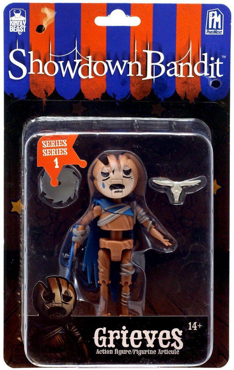 Action Figure Grieves: Showdown Bandit (Series Series 1) - PhatMojo