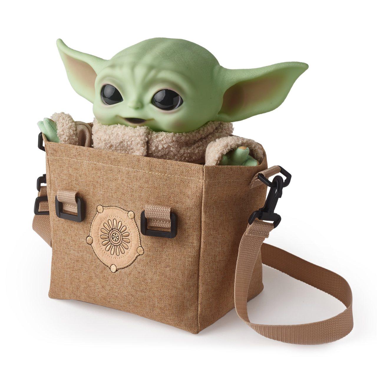 Action Figure Grogu  ''Baby Yoda'' (The Child): The Mandalorian (Star Wars) 28cm - Mattel (Apenas Venda Online)