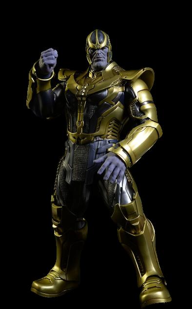 Action Figure Guardians of the Galaxy Thanos: Guardiões da Galáxia Thanos (Escala 1/6) - Hot Toys