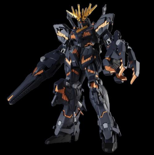 Action Figure Gundam Banshee: Órfãos de Ferro e Sangue (Mobile Suit Gundam: Iron-Blooded Orphans) Gundam Universe (RX-0) - Bandai - CD