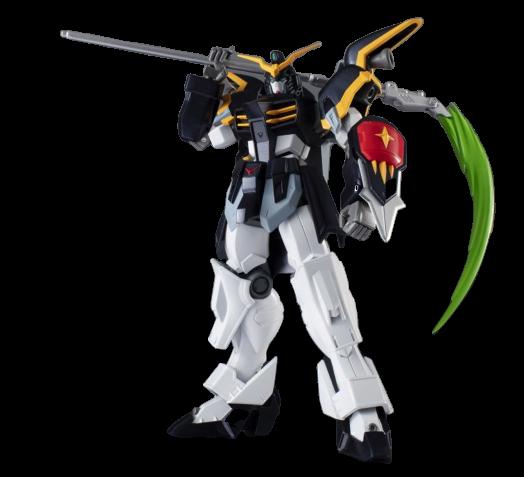 Action Figure Gundam Deathscythe: Órfãos de Ferro e Sangue (Mobile Suit Gundam: Iron-Blooded Orphans) Gundam Universe (XXXG-01D) - Bandai - CD