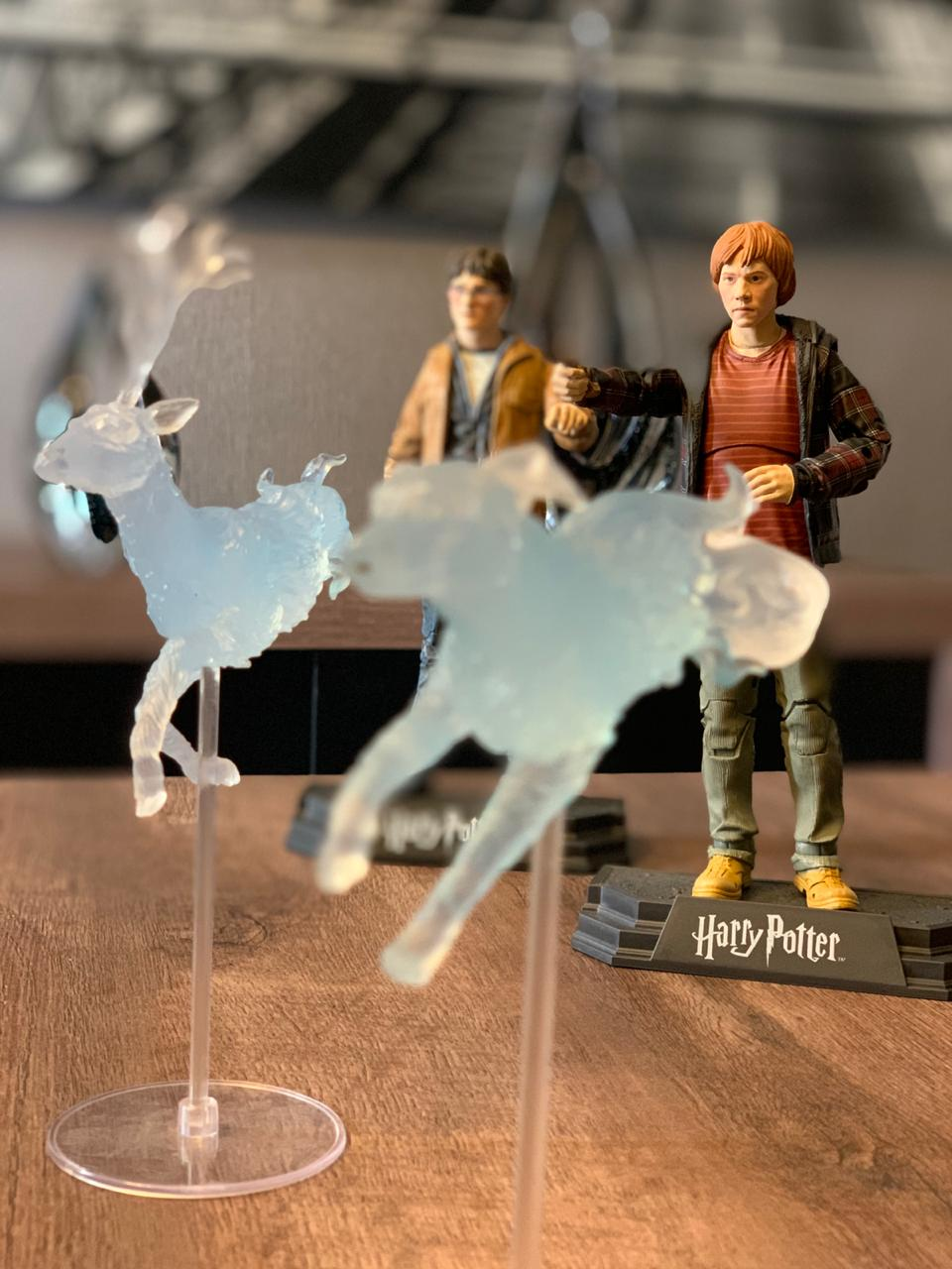Action Figure Harry Potter: Harry Potter e as Relíquias da Morte Deathly Hallows - McFarlane
