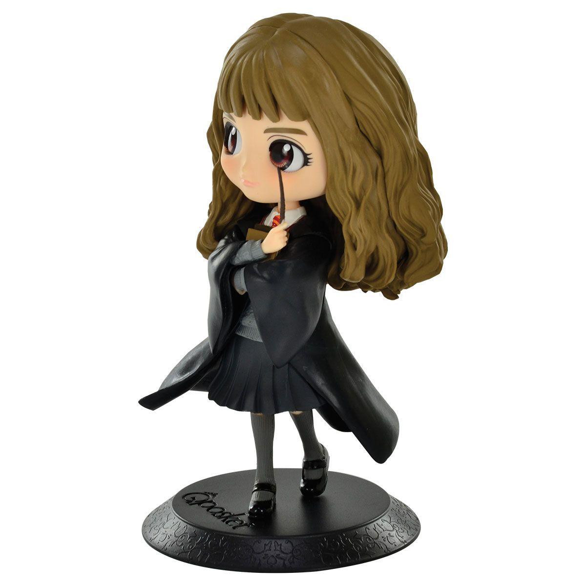 Estátua Hermione Granger: Harry Potter Qposket - Banpresto