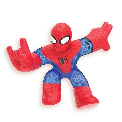 Action Figure Homem Aranha (Spider-Man): Heroes of Goo Jit Zu Marvel - Sunny