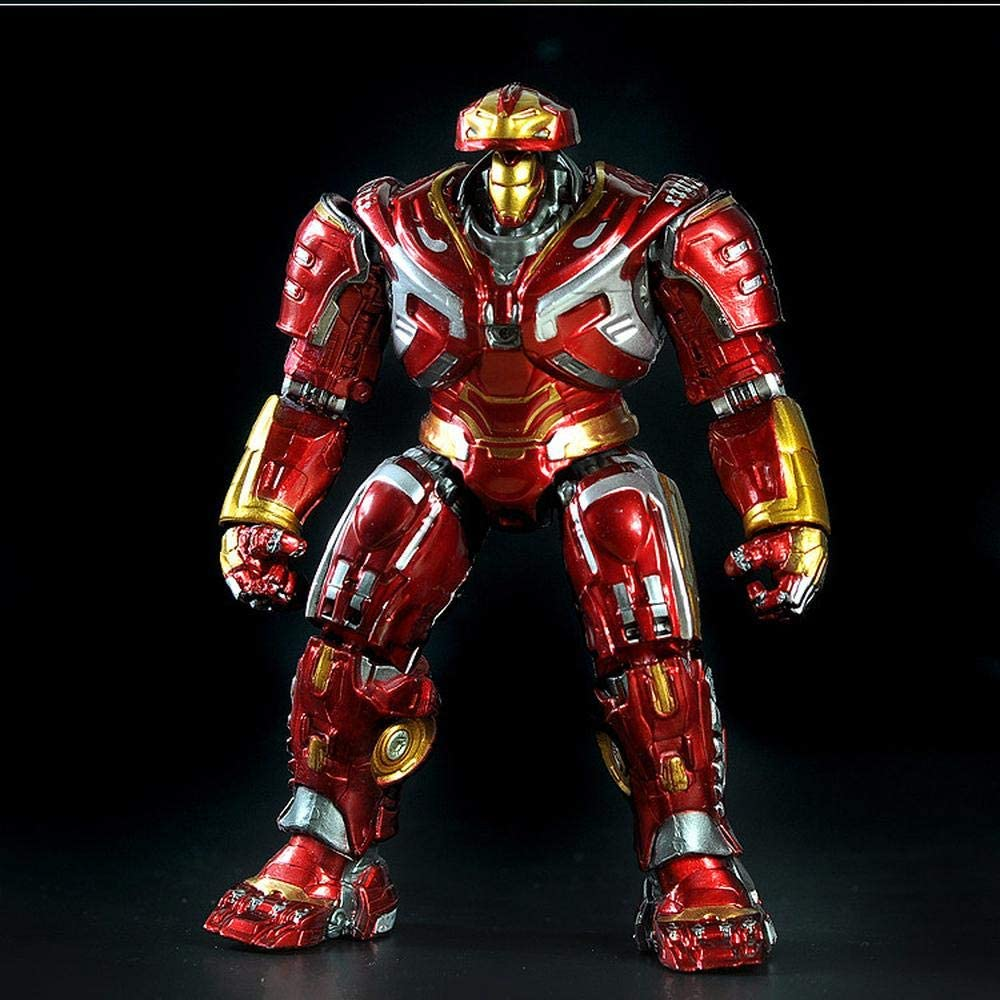 Action Figure Homem de Ferro Hulkbuster (Iron Man Hulkbuster) Mk44: Vingadores Guerra Infinita - Marvel