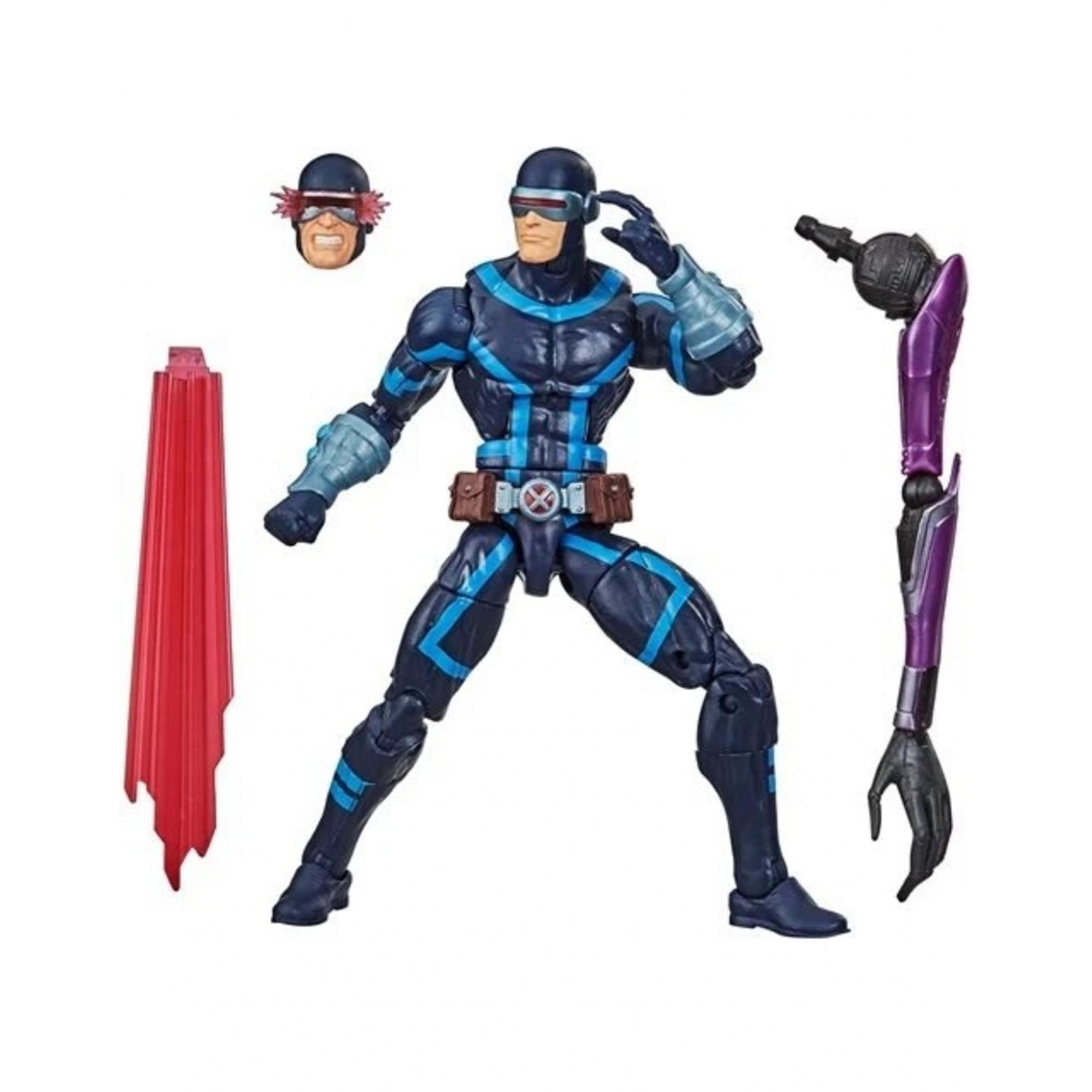 Action Figure House Of X/Cyclops: X - Men Marvel Legends Series - Hasbro (F0336)