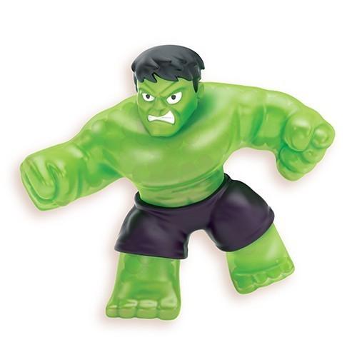 Action Figure Hulk: Heroes of Goo Jit Zu Marvel - Sunny