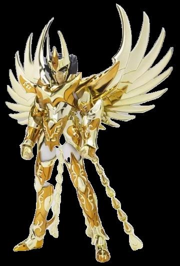 Action Figure Ikki de Fênix (Phoenix Ikki) God Cloth: Os Cavaleiros do Zodíaco (Cloth Myth 10th Anniversary) - Bandai