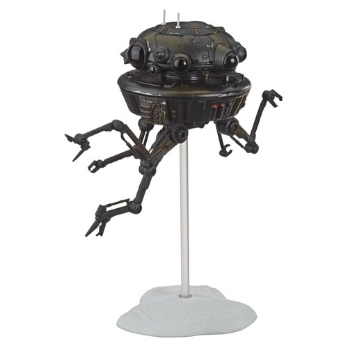 Action Figure Imperial Probe Droid: Star Wars (The Black Series) E7656 (40 Anos O Império Contra-Ataca) (40th The Empire Strikes Back) - Hasbro