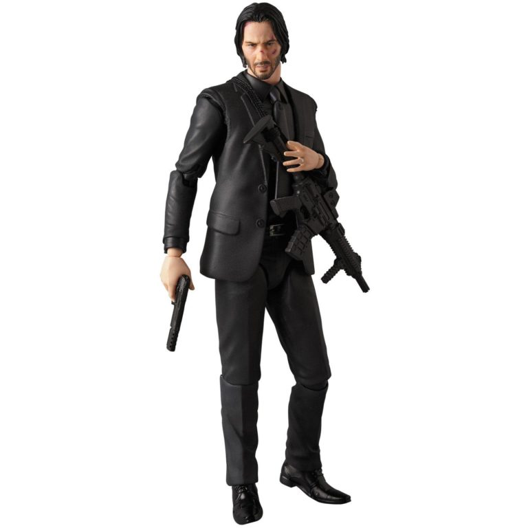 Action Figure John Wick - Maf Ex