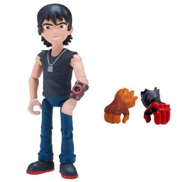 Action Figure Kevin 11: Ben 10 - Sunny