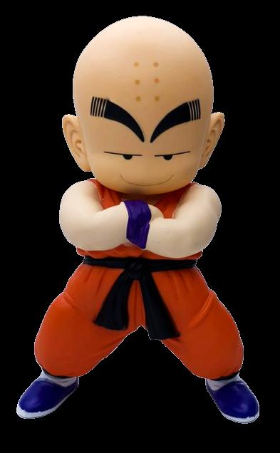 Action Figure Kuririn: Dragon Ball (Boneco Colecionável)