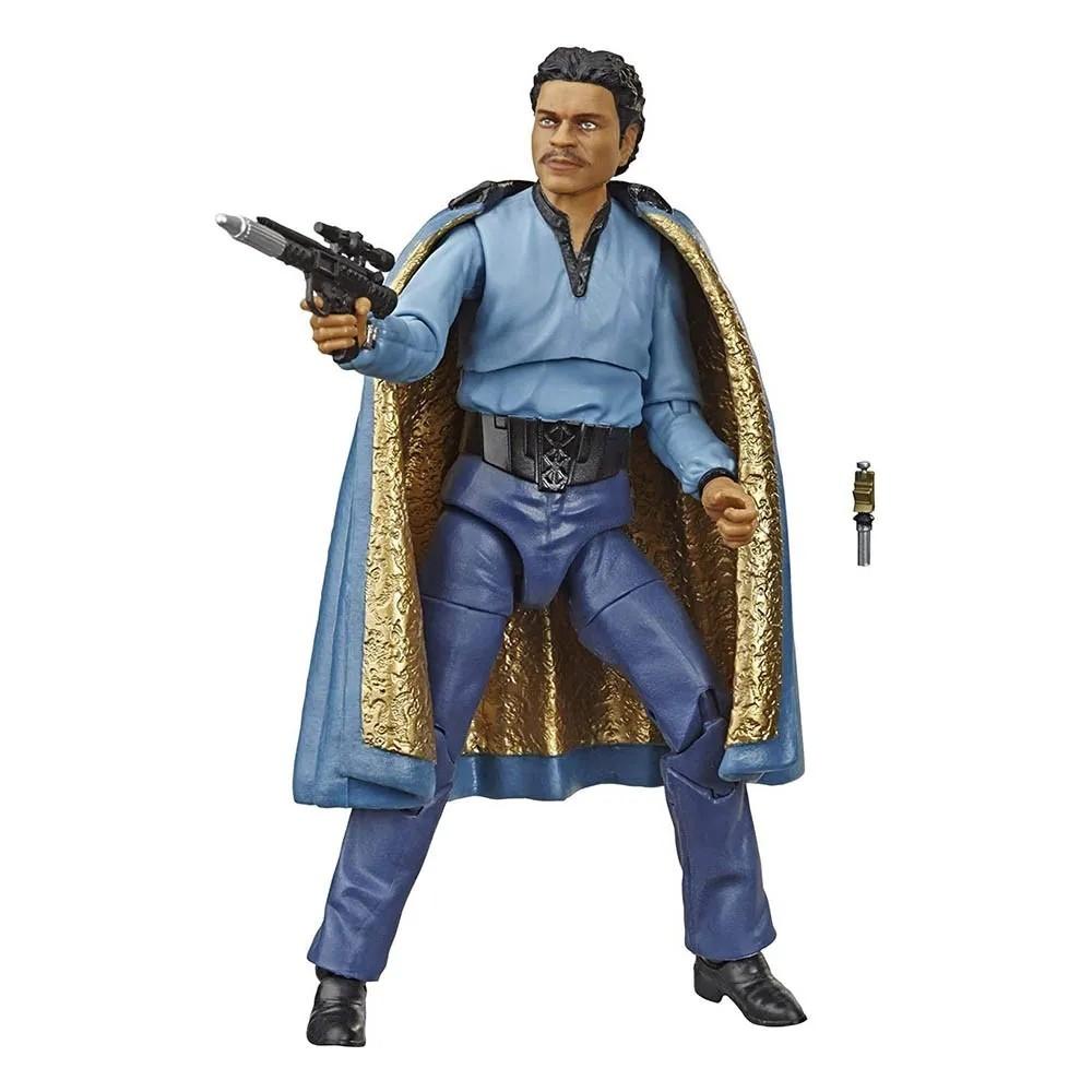 Action Figure Lando Calrissian: Star Wars O Império Contra-Ataca (The Black Series) (40 Anos O Império Contra-Ataca) (40th The Empire Strikes Back) E8082 - Hasbro