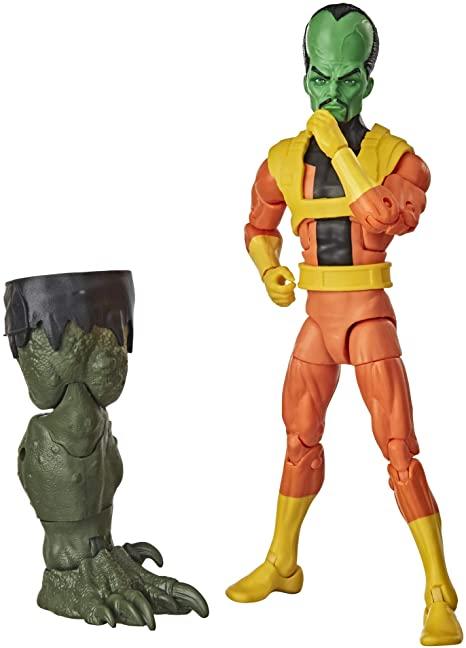 "Action Figure Líder ""Leader"": Marvel Legends Series E9186  - Hasbro"