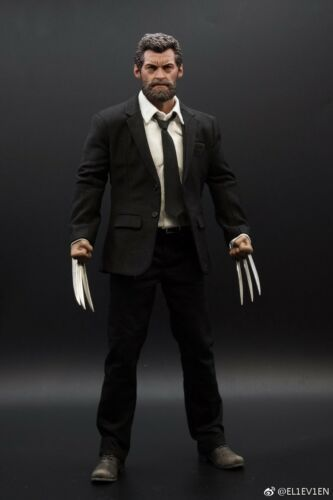 Action Figure Logan Wolverine Escala 1/6 - Eleven