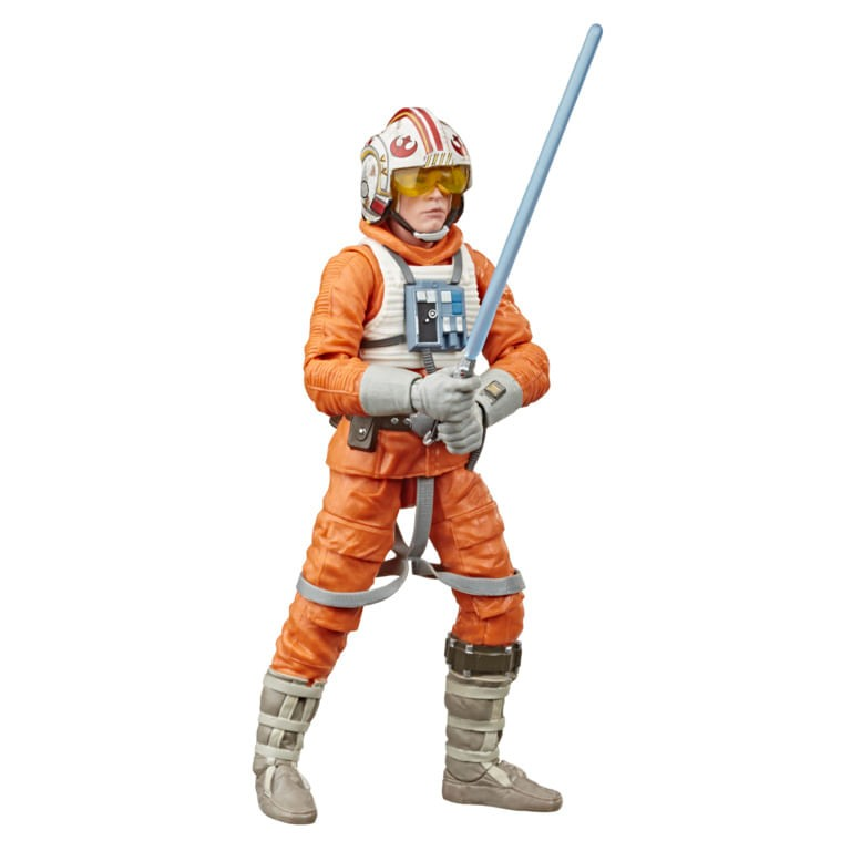 Action Figure Luke Skywalker (Snowspeeder): Star Wars (The Black Series)  E9325 - Hasbro