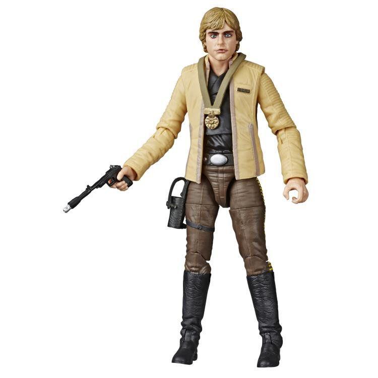 Action Figure Luke Skywalker (Yavin Ceremony): Star Wars (The Black Series) #100 - Hasbro