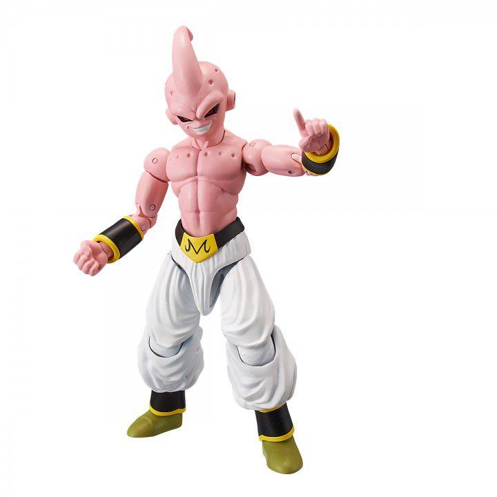 Action Figure Majin Buu Final Form: Dragon Ball Super (Dragon Stars Series) Boneco Colecionável - Bandai