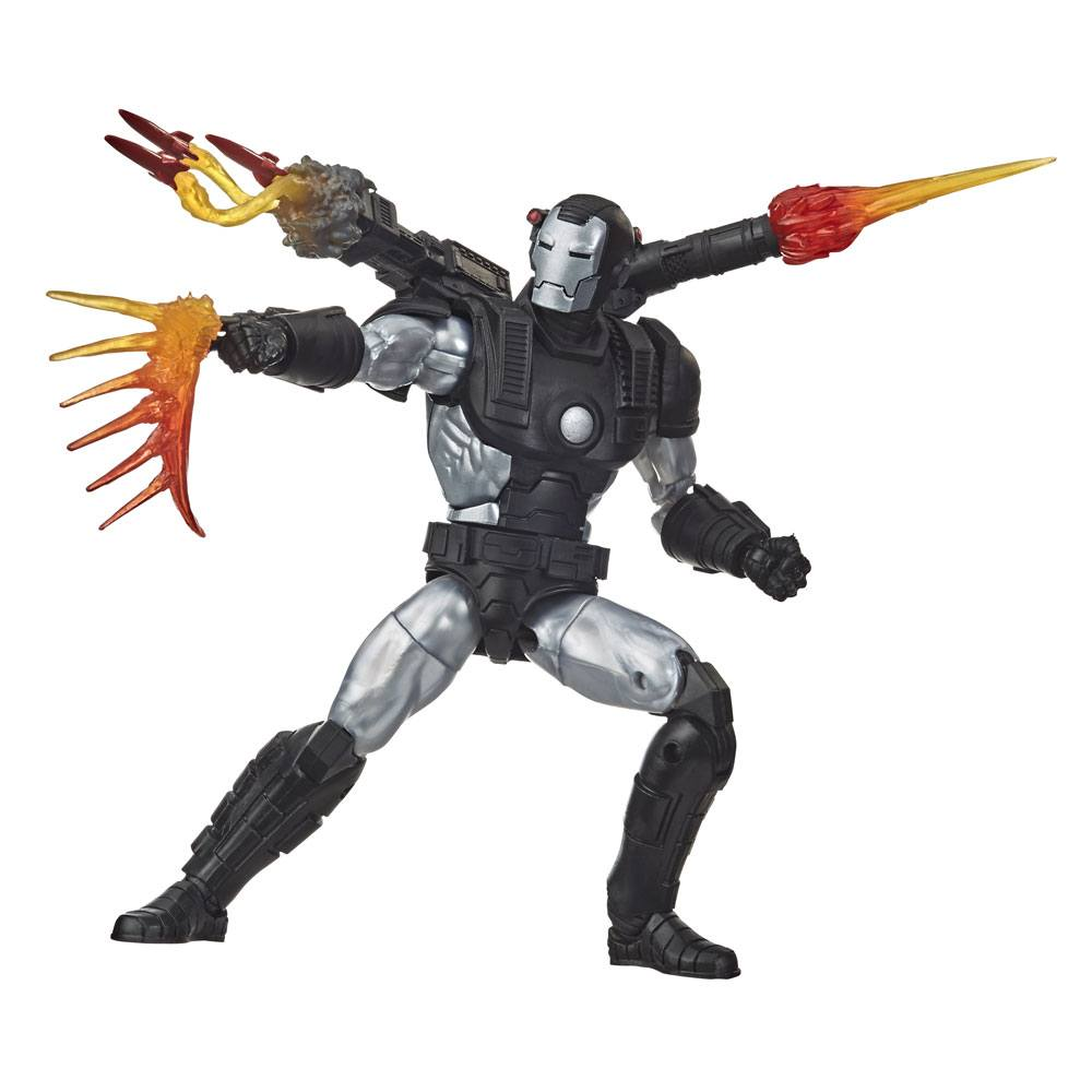 Action Figure: Maquina de Combate (War Machine) Marvel Legends Series - Hasbro