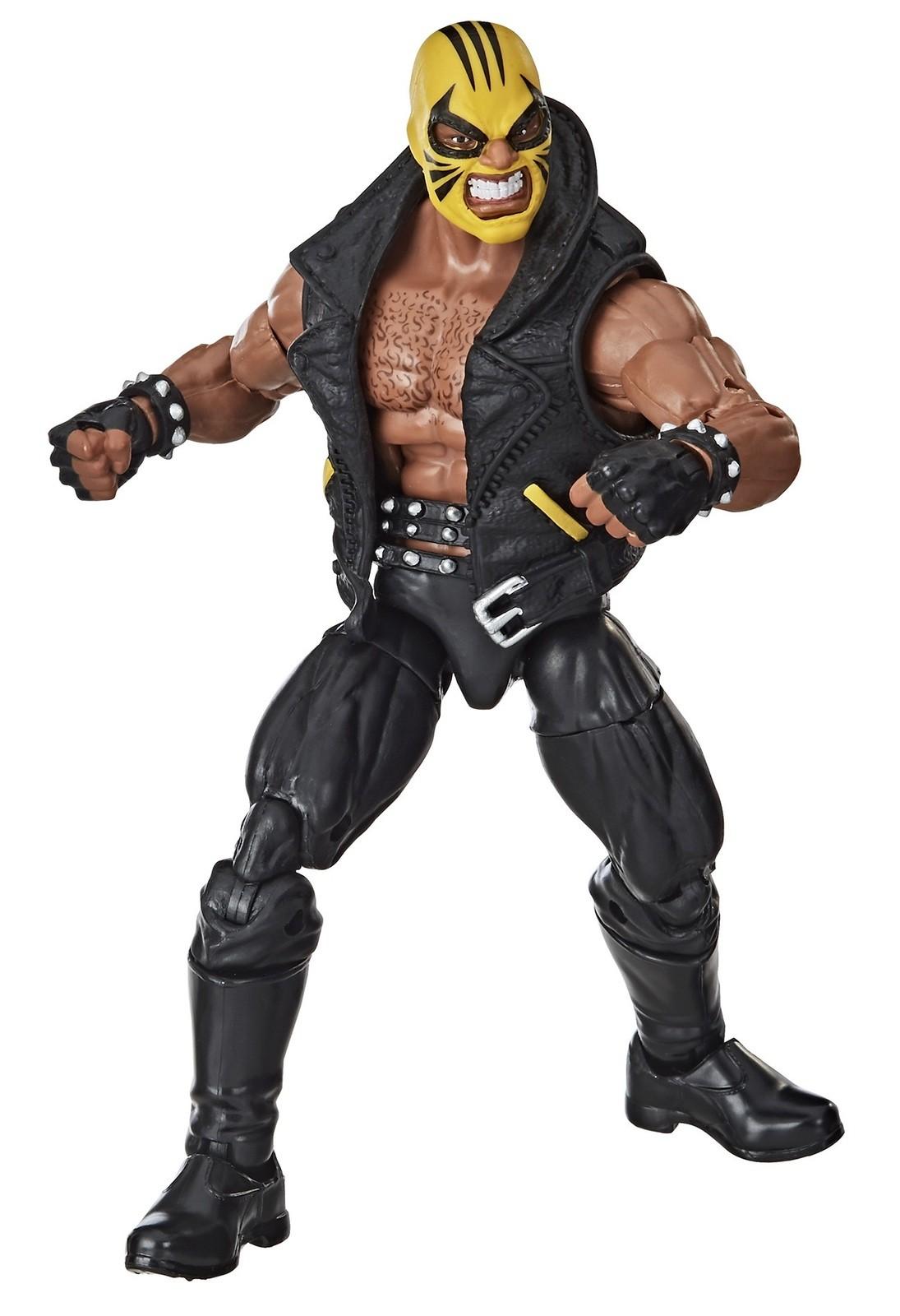 Action Figure Marvel's Rage: Marvel Legends Series E9677 - Hasbro
