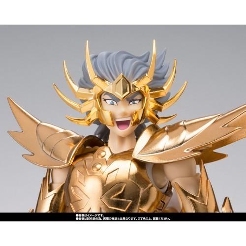 Action Figure Máscara da Morte de Câncer OCE: Os Cavaleiros do Zodíaco (Saint Cloth Myth EX) - Bandai