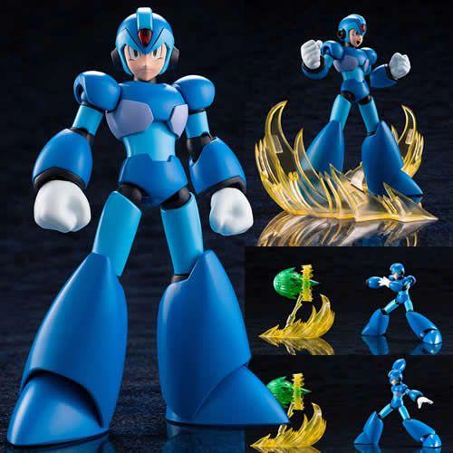 PRÉ VENDA Action Figure Mega Man: Mega Man X (Model Kits) 1/12 - Boneco Colecionável - Kotobukiya