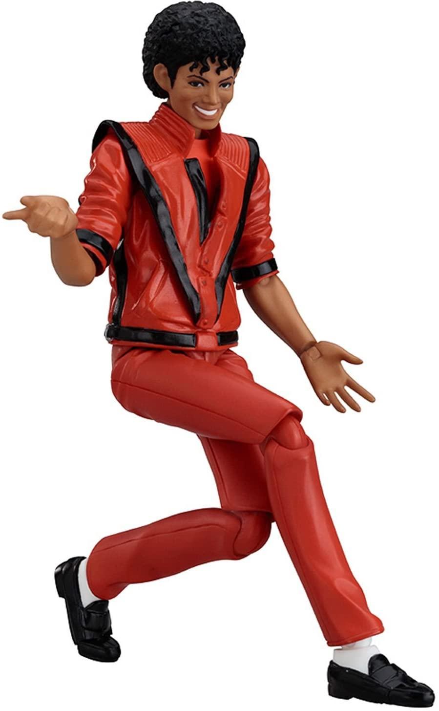 Action Figure Michael Jackson: Thriller - Max Factory