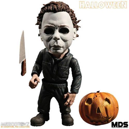 "Action Figure Michael Myers 6"": Halloween (1978) MDS - Boneco Colecionável - Mezco (Apenas Venda Online)"