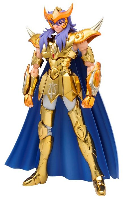 Action Figure Milo de Escorpião (Escorpio Milo Saintia Sho): Os Cavaleiros do Zodíaco (Saint Seiya) Cloth Myth EX - Bandai