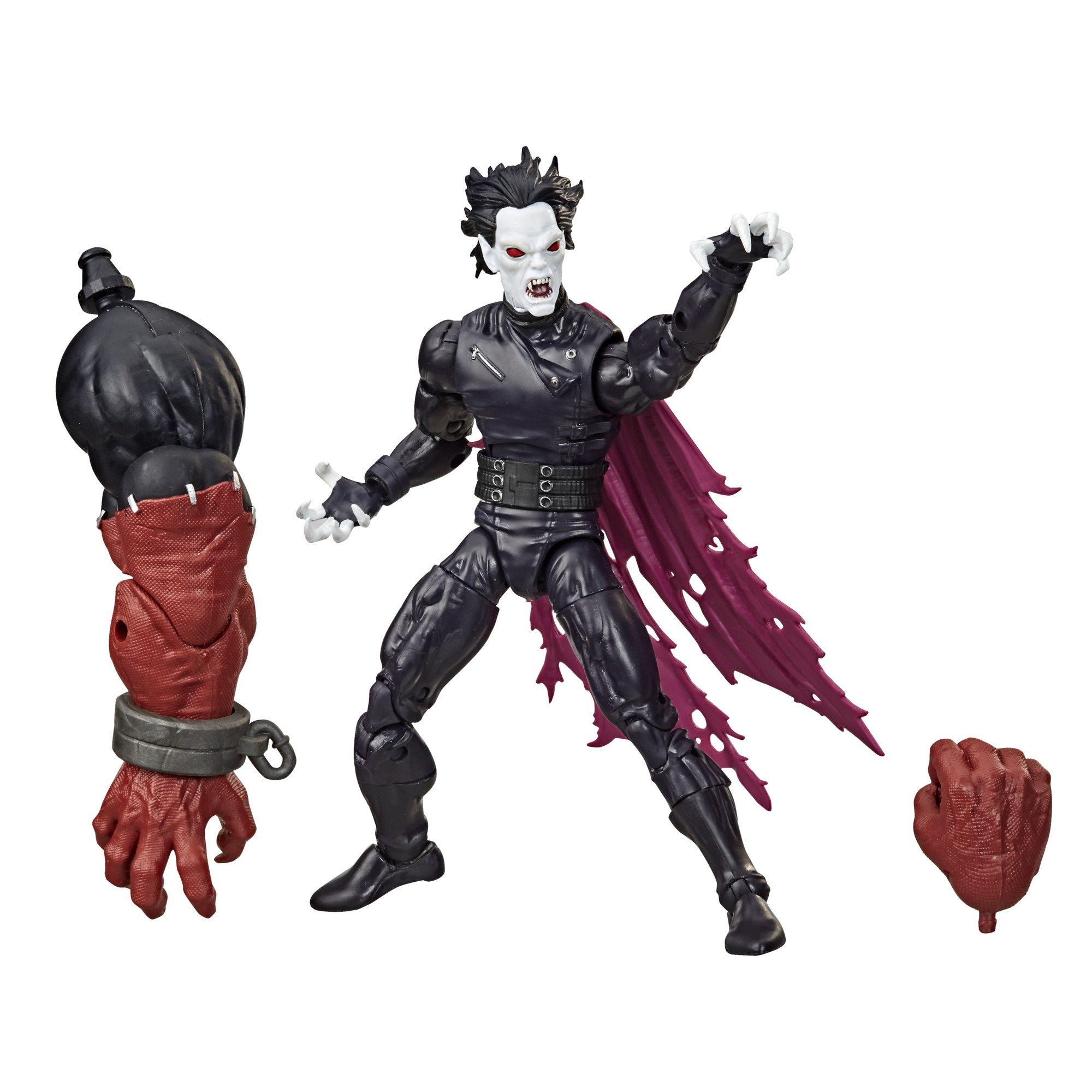 Action Figure Morbius The Living Vampire: Marvel Legends Series - Hasbro