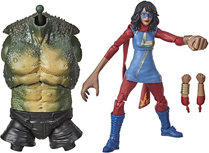 Action Figure MS.Marvel: (Marvel Legends Series)