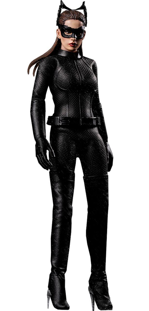 PRÉ VENDA: Action Figure Mulher-Gato (Catwoman): Batman O Cavaleiro das Trevas (The Dark Knight) Escala 1/12 (DC Comics) - Soap Studio