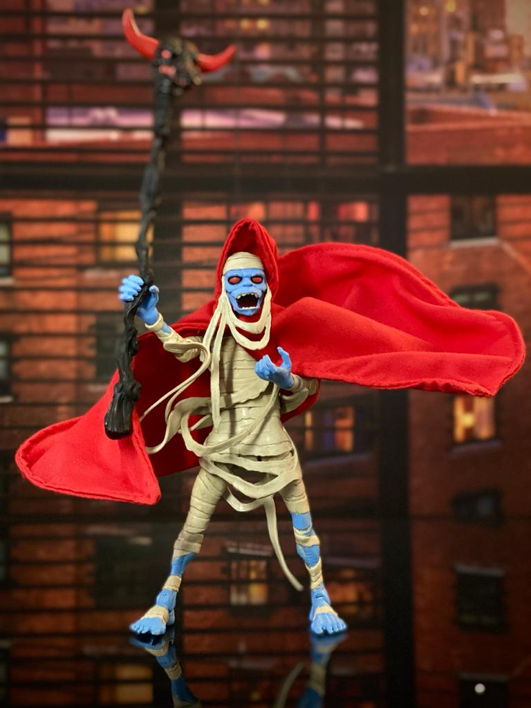 Action Figure Mumm-Ra Ultimate: Thundercats - Super7