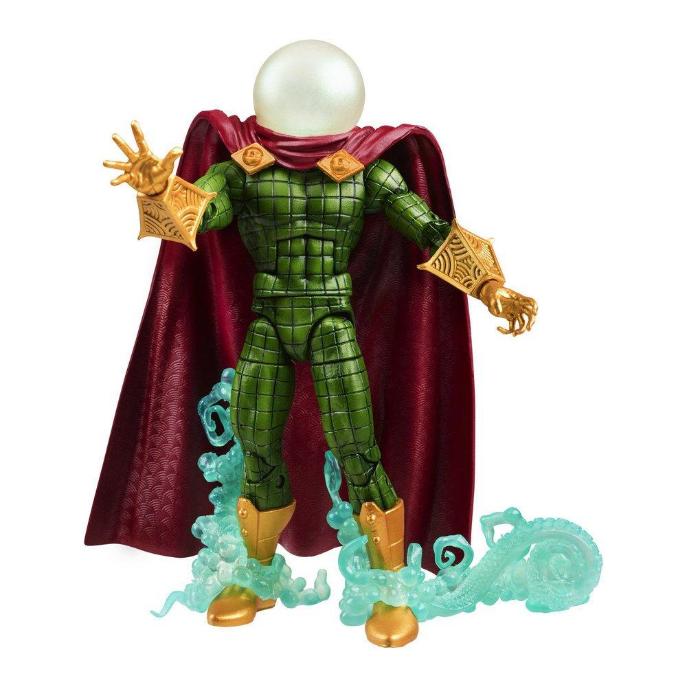 Action Figure Mysterio: Homem Aranha Spider-Man Névoa Hipnótica! - Hasbro
